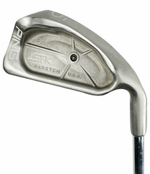 Pre-Owned Ping Golf ISI K Irons Steel *Value*