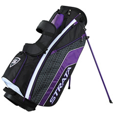 Strata Golf- Strata Ultimate 16 Piece Complete Set With Bag Ladies Flex