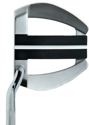 Tour Edge Golf- LH Pure Feel Template Series Biarritz Putter (Left Handed)