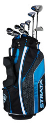 Strata Golf- Strata Ultimate Piece Complete Set With Bag