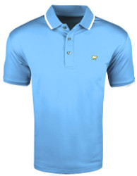 Jack Nicklaus Golf- Solid Ribbed Polo