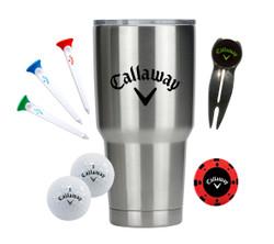 Callaway Golf- Tumbler Gift Set
