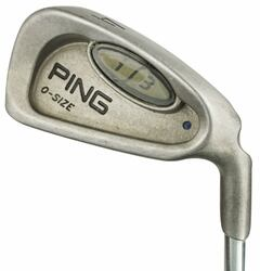 Pre-Owned Ping Golf I3 O-Size Individual Iron