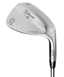 Pre-Owned Titleist Golf Vokey SM5 Tour Chrome Wedge