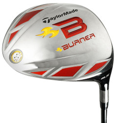 Pre-Owned TaylorMade Golf Burner 2009 Driver (Left Hand)