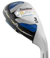 Pre-Owned Tour Edge Golf Hot Launch 2 IronWood