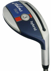 Pre-Owned Adams Golf Blue Hybrid (Left Hand)