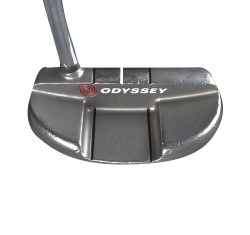 Pre-Owned Odyssey Golf White Steel 5 Putter