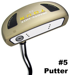 Pre-Owned Odyssey Golf White Hot Tour 5 Putter