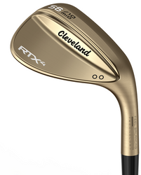 Pre-Owned Cleveland Golf RTX-4 Raw Wedge