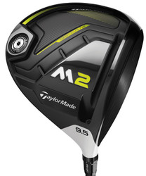 Pre-Owned TaylorMade Golf MLH M2 2017 Driver (Left Handed)