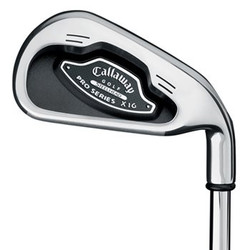 Pre-Owned Callaway Golf Steelhead X-16 Pro Series Irons (8 Iron Set)