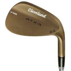 Pre-Owned Cleveland Golf RTX-3 Tour Raw Wedge