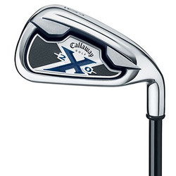 Pre-Owned Callaway X-20 Irons (8 Iron Set)
