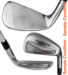 Pre-Owned Cleveland Golf Launcher CBX Irons (7 Iron Set)