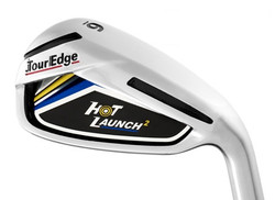 Pre-Owned Tour Edge Golf Hot Launch 2 Irons (8 Iron Set)