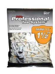 """PrideSports Golf- 1 1/2"""" PTS Golf Tees (90 Pack)"""