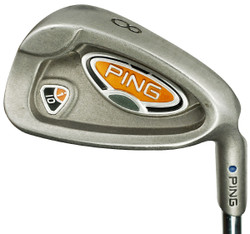 Pre-Owned Ping Golf i10 Irons (8 Iron Set) (Left Hand)