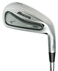 Pre-Owned Mizuno Golf Mp H4 Irons (8 Iron Set)