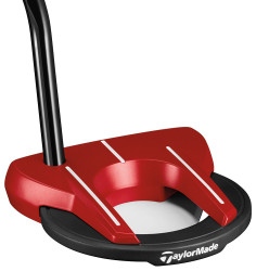 Pre-Owned TaylorMade Golf Spider ARC Red Putter