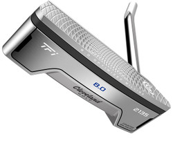Pre-Owned Cleveland Golf TFI 2135 Satin 8.0 CB Putter