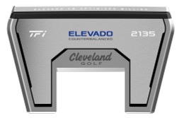 Pre-Owned Cleveland Golf TFI 2135 Satin Elevado CB Putter