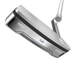 Pre-Owned Cleveland Golf TFI 2135 Satin 1.0 Putter (Left Hand)
