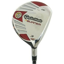 Pre-Owned TaylorMade Golf Burner TP Fairway (Left Hand)
