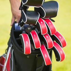 Callaway Golf- Deluxe Iron Headcover Set