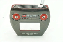 Pre-Owned Odyssey Golf 2018 O-Works Red Jailbird Mini Putter