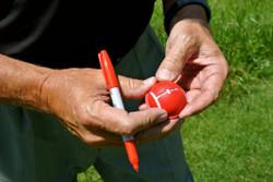 Eyeline Golf- Impact Ball Liner (3-Pack)