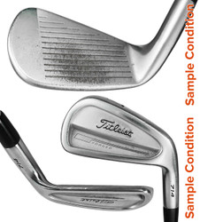 Pre-Owned Ben Hogan Golf Apex Plus Irons (8 iron Set) (Left Hand)