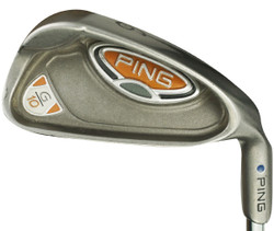 Pre-Owned Ping Golf G10 Irons (8 Iron Set)