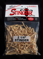 Stinger Tees- Value Pack Golf Tees