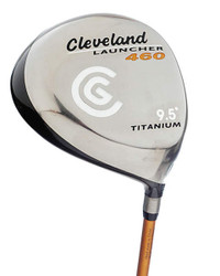 Pre-Owned Cleveland Golf Launcher 460 Driver (Left Hand)