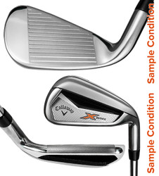 Pre-Owned Mizuno Golf JPX 919 Hot Metal Forged Combo Irons (6 Iron Set)