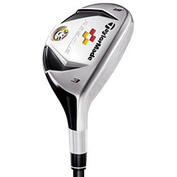 Pre-Owned TaylorMade Golf Rescue 2009 Hybrid (Left Hand)