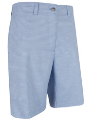 Callaway Golf- Printed Horizontal Texture Short