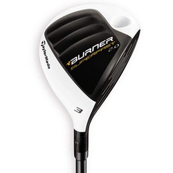 Pre-Owned TaylorMade Golf Burner Superfast 2.0 TP Fairway (Left Hand)