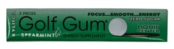 Golf Gum- Single Pack (5 Pieces)