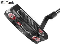Pre-Owned Odyssey Golf 2017 O-Works #1 Tank Putter