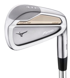 Pre-Owned Mizuno Golf MP-18 MMC Irons (7 Iron Set)
