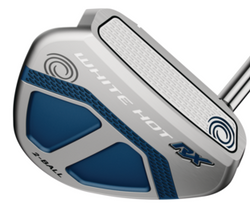 Pre-Owned Odyssey Golf White Hot RX 2-Ball V-Line Putter