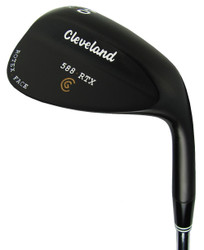 Pre-Owned Cleveland Golf 588 RTX Black Pearl Wedge