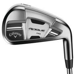 Pre-Owned Callaway Golf Rogue Pro Irons (7 Iron Set)
