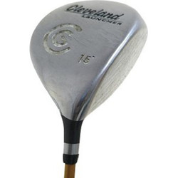 Pre-Owned Cleveland Golf MLH Launcher Fairway Wood (Left Hand)