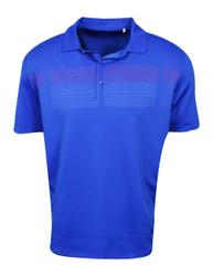 Callaway Golf- Cooling & Birdseye Print Polo