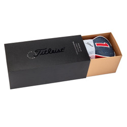 Titleist Golf- USA Leather Headcovers