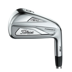 Pre-Owned Titleist Golf 718 AP2 Irons (8 Iron Set)