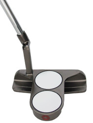 Pre-Owned Odyssey Golf White Ice 2-Ball Blade Putter